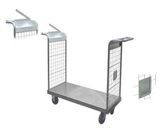 Back Stock Cart