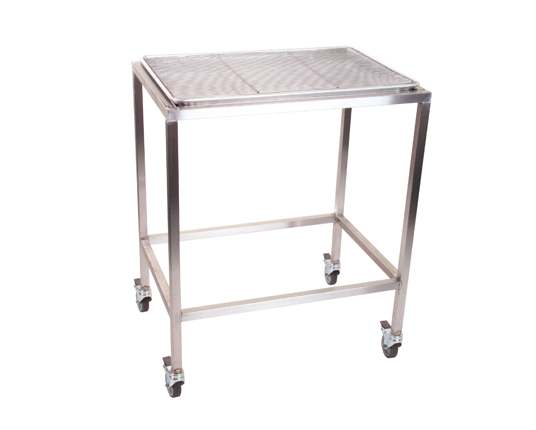 Narrow De-Spitting Table