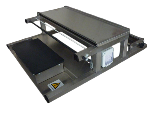 Table-Top Wrapping Machine