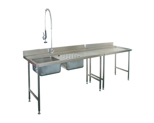 Flat Pack Stainless Steel Sinks : flat pack sink unit flat pack double bowl sink flat pack dishwasher ...