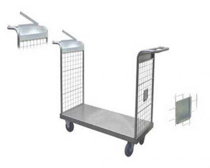 Back Stock Cart