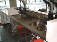 Bespoke Commercial Kitchens