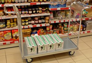 Bulk Stock Trolley - MCI0041