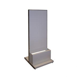 Display Gondola - Grey