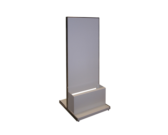 Display Gondola - Grey