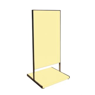 Display Gondola - Yellow