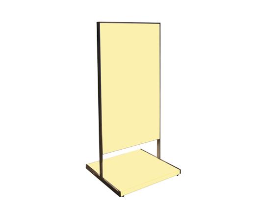 Display Gondola - Yellow