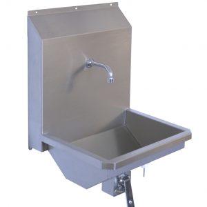 Knee Lever Sink