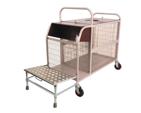 Locking Product Trolley