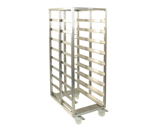 Mobile Tray Racking