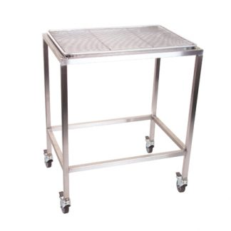 Narrow De-Spitting Table