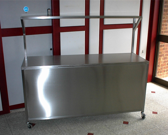 Restaurant Server Cabinet