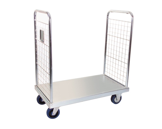 Six Wheel Stocking Cart