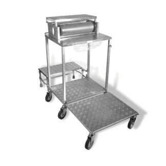 Utility Trolley with Wrap