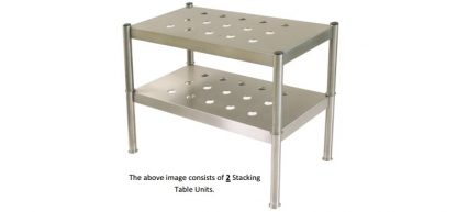 2 x Cuisine-Stacking-Table